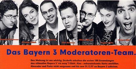 Bayern 3 Partyboot